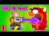 Feed Me Moar - Games For Kids To Play Android Gameplay Funny Videos Thinking Game