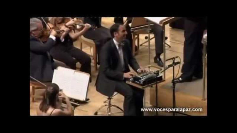 The Typewriter (a concerto for orchestra and solo typewriter)
