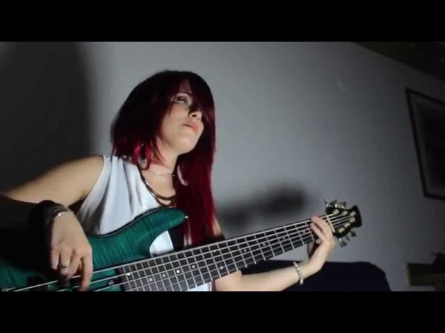 Billy Cobham Medley - Bass Cover by Caterina Crucitti