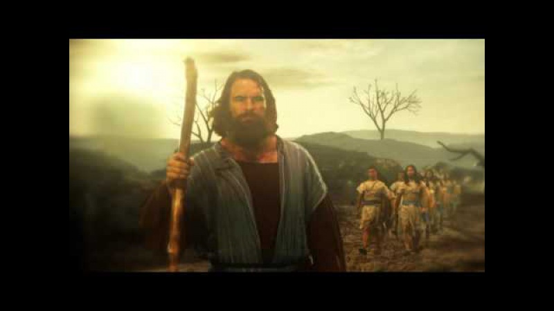 Величайшие сражения древности 5 серия из 8 Моисей Смертельная погоня