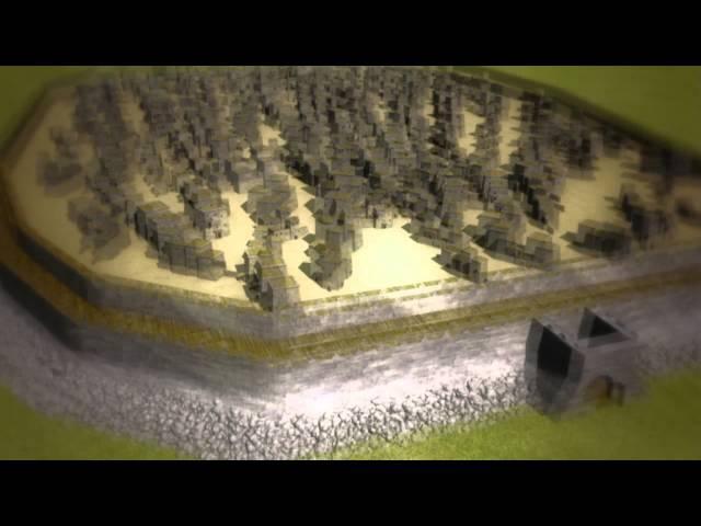 Величайшие сражения древности 3 серия из 8 Иисус Навин Эпическая схватка