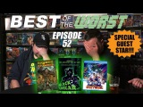 Best of the Worst Bigfoot vs D.B. Cooper, Black Cougar, and Raw Force