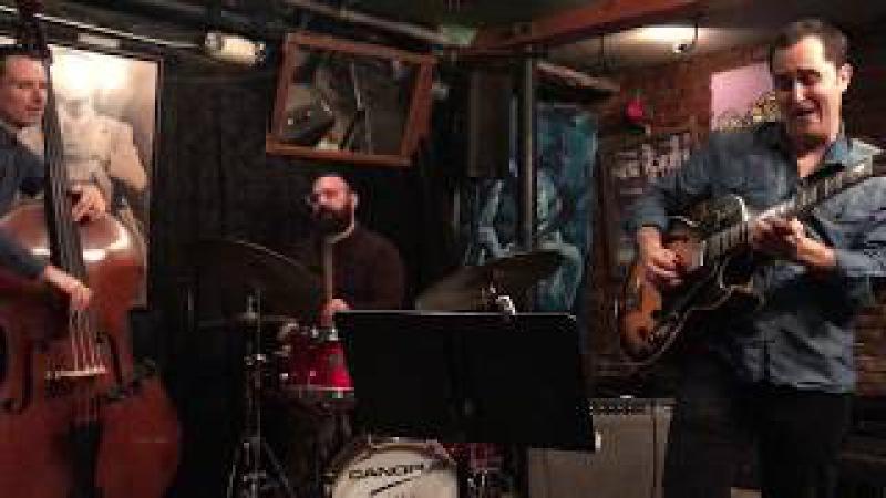 Jonathan Kreisberg Quartet at Smalls Jazz Club December 2017