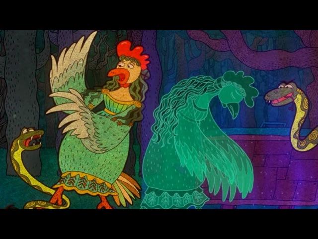 Волшебный Фонарь - Орфей и Эвридика - по мотивам древнегреческого мифа