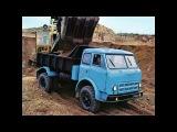 Маленький обзор возим от вагона на маз 5549 и зил 130 дизель-MAZ5549_ZIL 130 DIESEL