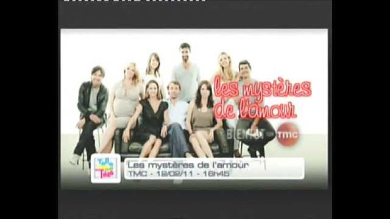 Sébastien Roch et Coralie Caulier Telle est ma télé 2011