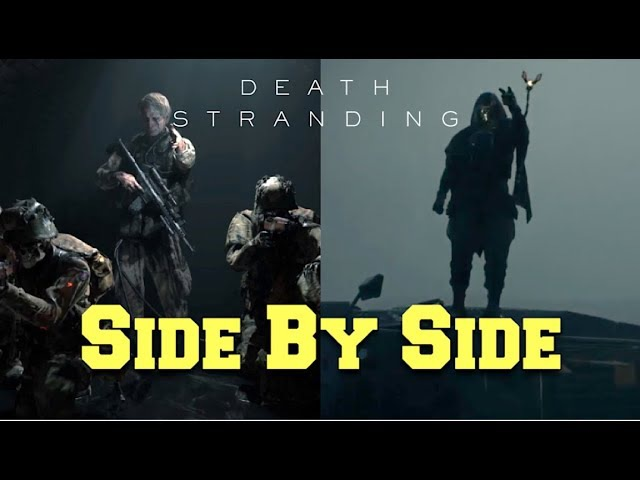 Death Stranding Trailers 2 and 3 are CONNECTED - More Details on What the Game Is?