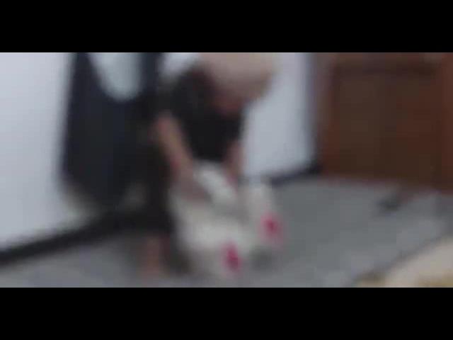 Малыш из ИГИЛ , обезглавил плюшевого мишку coub