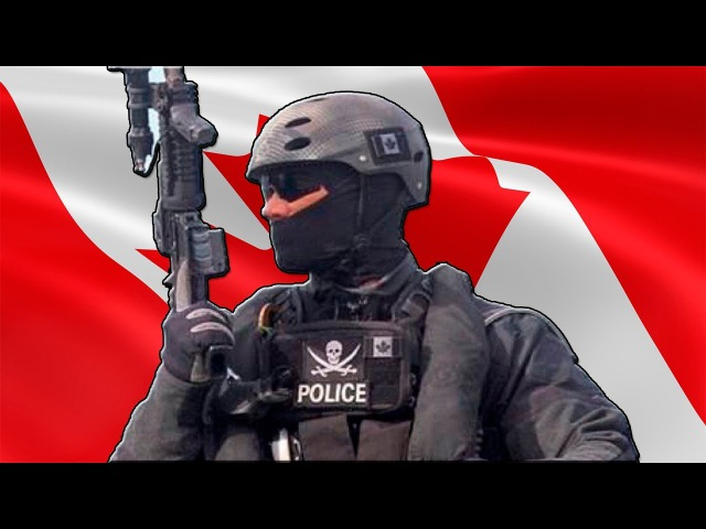 Canadian Special Forces - Well find a way to win