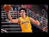 Lonzo Ball, Kyle Kuzma Leads Rookies In NBA Preseason Debuts #NBANews #NBA #Lakers