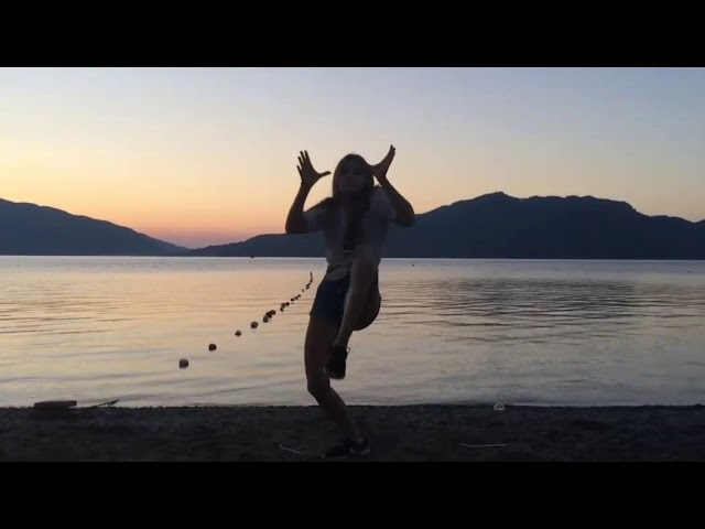 СЕРЕБРО - Между нами любовь/ Легкий танец / Choreo by Diana Husainova