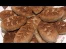 Фуршетные жареные пирожки с картошкой