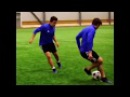 футбольные дриблинги