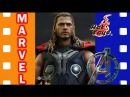 Фигурка Тор | Avengers: Age of Ultron – Thor Hot Toys