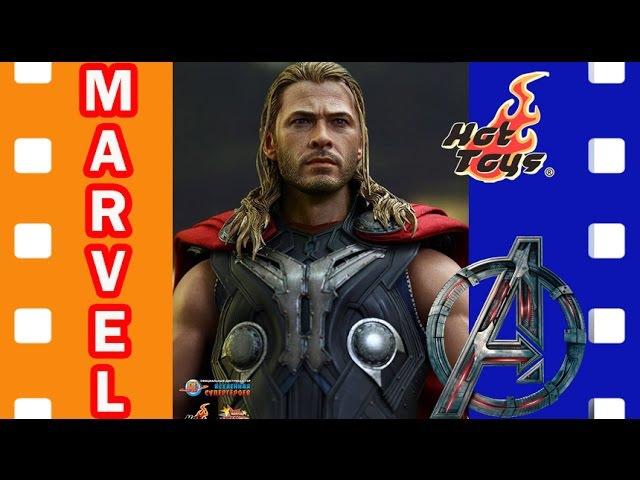 Фигурка Тор | Avengers: Age of Ultron – Thor Hot Toys