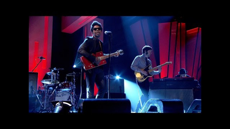 Curtis Harding - Drive My Car - Later… with Jools Holland - BBC Two
