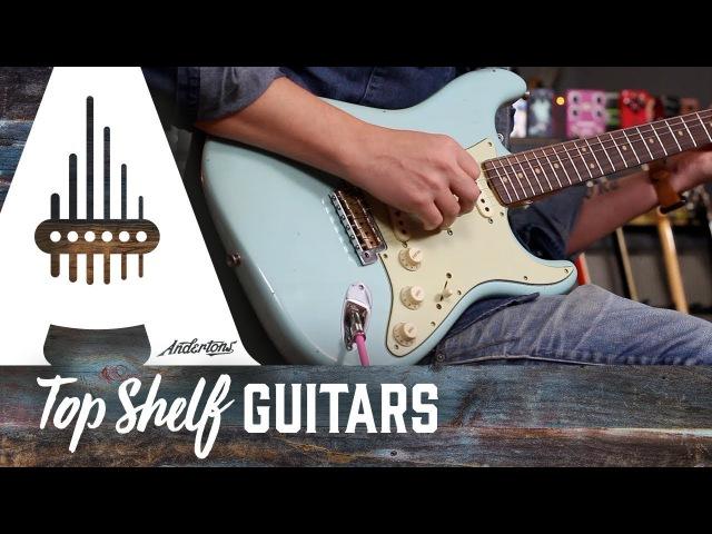 Fender Custom Shop 1963 Journeyman Relic Strat SN CZ530755
