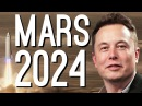 Elon Musk: We're Going to Mars by 2024