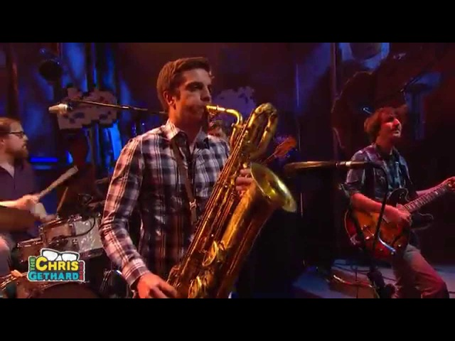 Ikebe Shakedown performs Last Stand The Chris Gethard Show