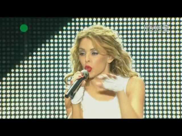Kylie Minogue - Kids (Live It Began In Poland 04-06-2009)