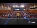 ZUMBA dancing to FIREHOUSE w/Daddy Yankee