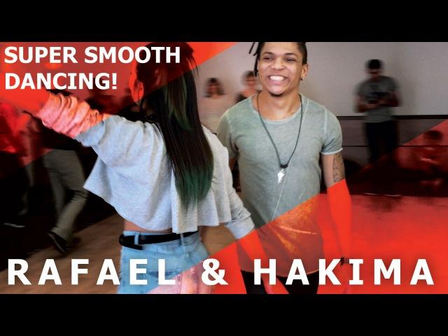Não Largo / Rafael Hakima Smooth Kizomba Dance @ 4th Suave Dance Festival 2017