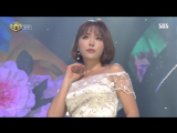 《Comeback_Special》_Hong_Jin_Young_(홍진영)_-_Loves_Me,_Loves_Me_Not_(사랑한다_안한다)_@인기가요_Inkigayo_20170212