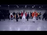 Танцевальный кавер на песню группы Bangtan Boys-Not Today от VIVA DANCE STUDIO.