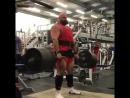 Лоуренс Шахлае, тяга 380 кг