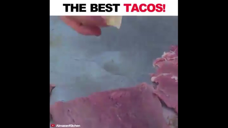 Самое лучшее из такос)! OMG !! The Best Tacos 😲😲