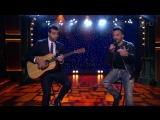 Луис Фонси и Иван Ургант отлично исполнили «Despacito» на Вечернем Урганте