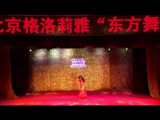 Inessa Dzhagashvili - Oriental. Gala show in China-Beijing. 7017