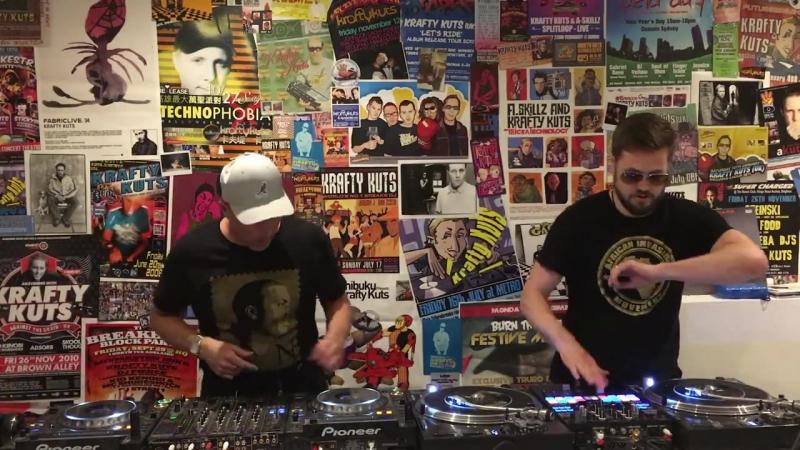 Krafty Kuts The Gaff - 1 Minute Of Funk