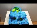 Куртка детская зимняя KIK, видеообзор