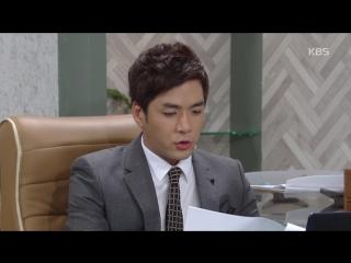 11.09.2017 U-KISS Hoon in drama 'Unknown Woman' (ep.98) cut