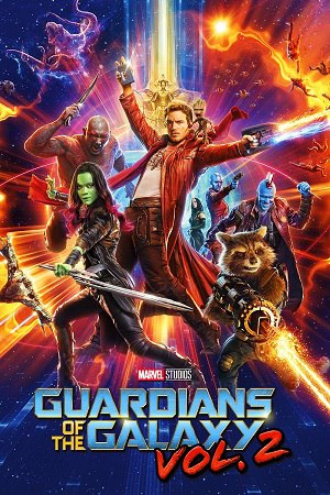 póster de la película Guardianes de la galaxia 2