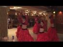 Студия восточного танца АИША танец «Барабаны-Фламенко»