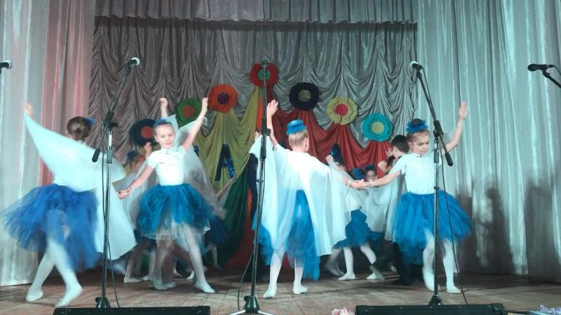 Джани Благословенка - танец Мама