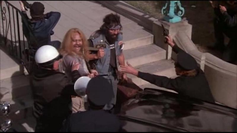 2. Укуренные - Снова в кумаре (Cheech Chong - Next Movie), 1980 год, режиссер - Томми Чонг (Tommy Chong)