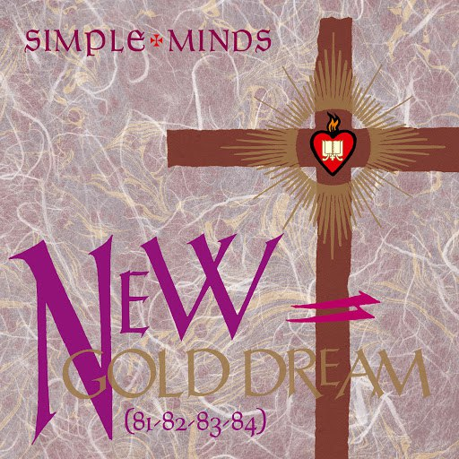 Simple Minds альбом New Gold Dream (81/82/83/84)