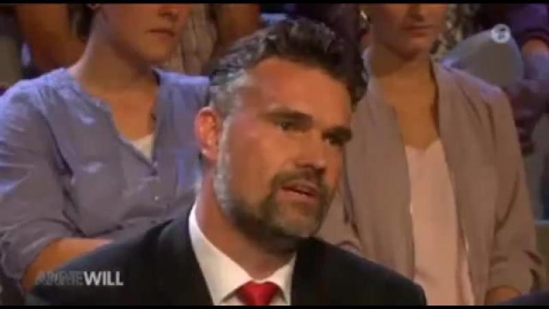 2017-07-09 ARD, Anne Will: Jan Reinecke Der Bürger hat das Nachsehen - 1. Priorität galt dem Gipfel!