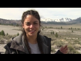 Running Wild with Bear Grylls- Vanessa Hudgens -- Vanessa Hudgens  Soundbite -- SocialNews.XYZ