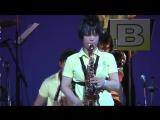 Moanin' BFJO Takasago ( Charles Mingus)