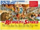 The Revolt of the Slaves (1961) Rhonda Fleming, Lang Jeffries