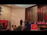 Выступление генерала Федотова А.В.
