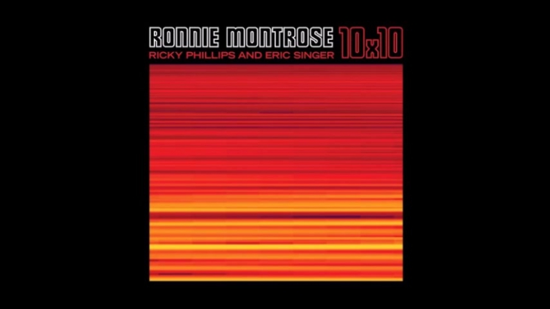 Ronnie Montrose, Ricky Phillips And Eric Singer2017-Love Is An Art (Feat. Edgar Winter Rick Derringer)