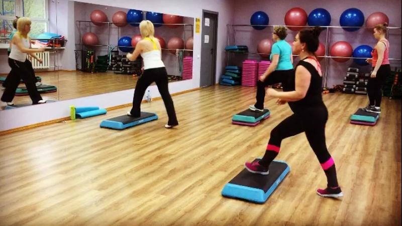 Галина Липатова, фитнес-инструктор energyport
