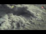 Сокрушительный удар #ВКС РФ: кадры, как авиация превращает командиров ИГИЛ в пыль пустыни
