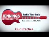 Необычная ортодонтическая клиника Dr. Brad Jennings - ортодонта и гитариста, в Хьюстоне.