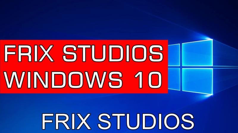 Как из Windows XP сделать похожим на Windows 10 [FRIX STUDIOS]